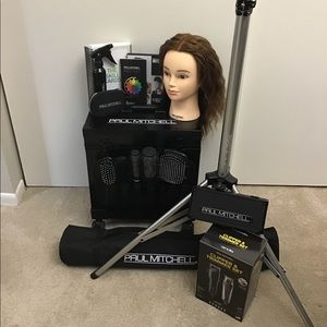 ENTIRE PAUL MITCHELL COSMETOLOGY KIT